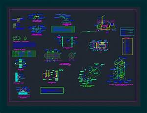 Details Gas And Oil Tank DWG Plan for AutoCAD • Designs CAD