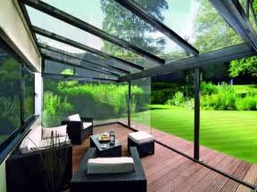 Outdoor Bathroom Tent by Glass Roof Terrace For The Benefits Of A Glass Canopy