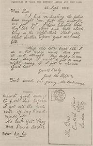 'Dear Boss' letter: how Jack the Ripper got his name | The ...