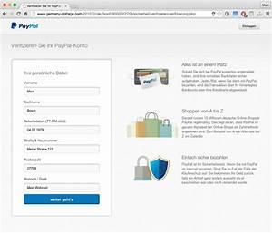 Was Ist Meine Paypal Adresse : paypal berpr fung erforderlich ist phishing in perfektion ~ Buech-reservation.com Haus und Dekorationen