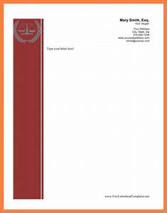 10 attorney letterhead templates company letterhead With legal stationery templates