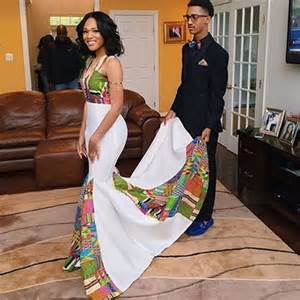 African Prom Dresses 2016