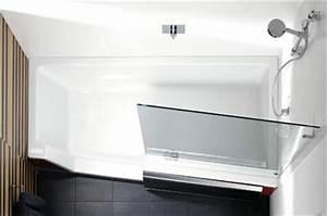 Bad Dusche Kombination : duschen und baden mit schiebet r ~ Sanjose-hotels-ca.com Haus und Dekorationen
