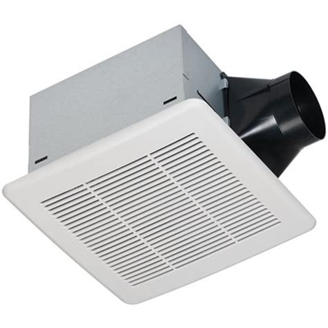 3 sones bathroom fan utilitech 0 3 sones 80 cfm white bathroom fan energy star