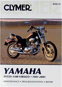 Clymer Repair Manual For Yamaha Xv535 Xv700 Xv750 Xv920