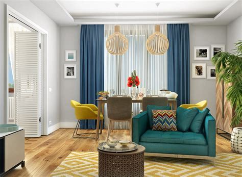 How to Mix Styles: Middle Century Modern, American