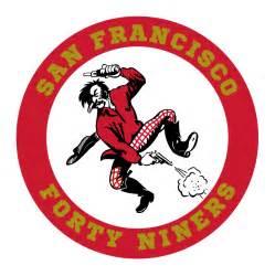San Francisco 49ers Miner Logo