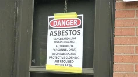 asbestos  school     child  breathing
