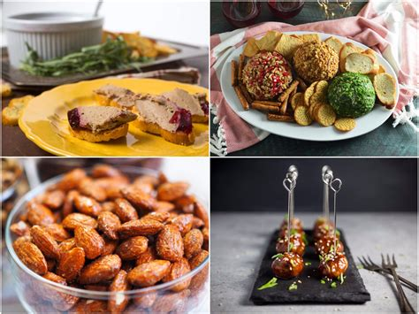 18 thanksgiving appetizers and snacks for maximum