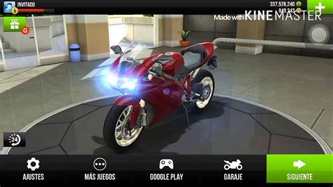 traffic rider mod hack apk descargar