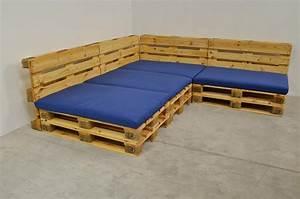 Sofa Aus Paletten Selber Bauen : lounge m bel aus paletten selber bauen ~ Michelbontemps.com Haus und Dekorationen