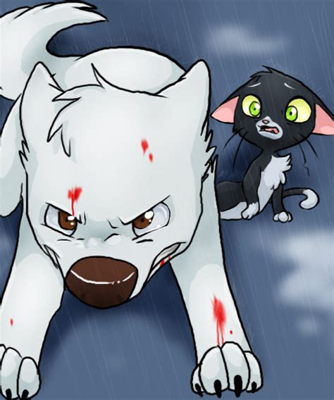 anime bold anime bolt and mittens awesome disney s bolt photo