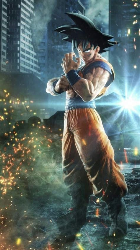 son goku jump force personajes de dragon ball