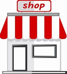 Store Front Clip Art at Clker.com - vector clip art online ...