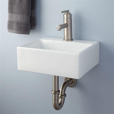 wall mounted basin sink wall mount sinks wall mounted bathroom sinks signature