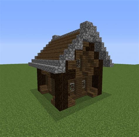 taiga small house grabcraft  number  source