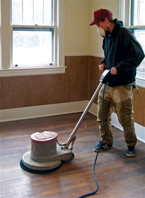hardwood floor polisher buffer 7 steps to like new floors house house