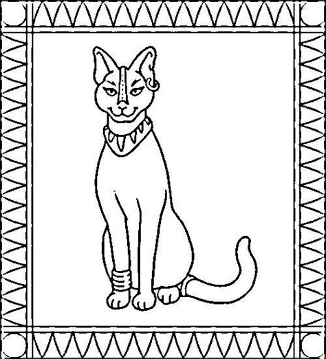 egyptian color pages Back to Coloring pages egypt