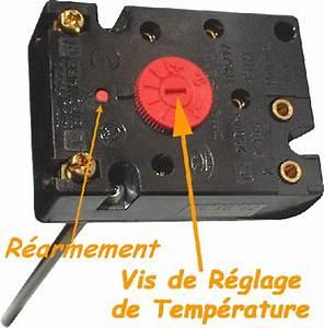 Resistance Ballon Eau Chaude : regler la temp rature d 39 un ballon electrique le blog du ~ Dailycaller-alerts.com Idées de Décoration