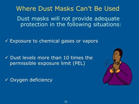 respiratory protection filtering facepieces dust