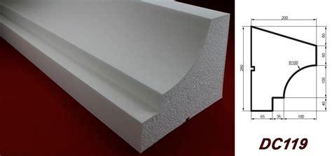 Baustoff Polystyrol Schnell Flexibel Und Leicht In Der Verarbeitung by 2 Meter Fassadenprofil Fensterbankleiste Sto 223