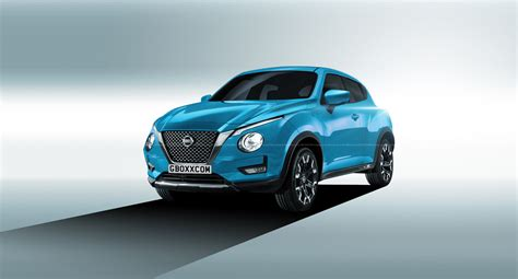 Nissan Juke 2020 by 2020 Nissan Juke The Front Could Look Like This