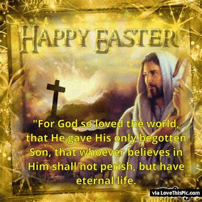 Easter Religious Happy Quotes Quote Blessings Lovethispic