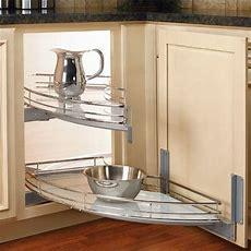 "Revashelf ""the Curve"" Luxury Kitchen Blind Corner Unit"
