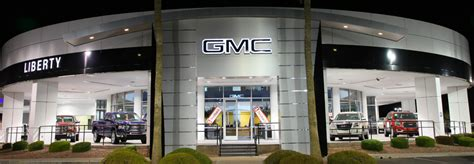 Liberty Buick Gmc by Automotive Cds Framing