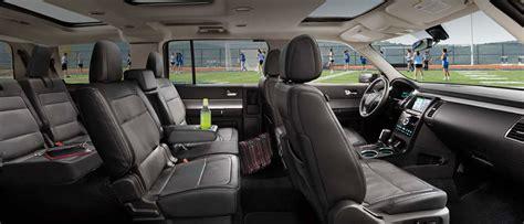 ford flex interior the 2016 ford flex redefines the convenient crossover