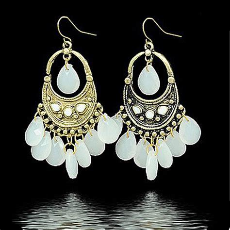 personalized bohemian style fashion chandelier earrings