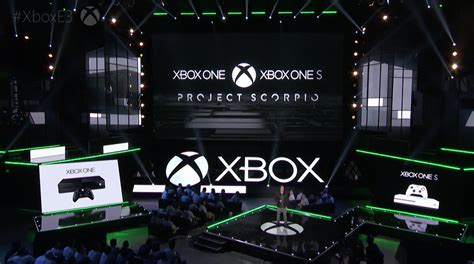 xbox 1 scorpio microsoft has an inferiority complex says pachter xbox scorpio may launch earlier than expected