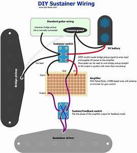 Electric Guitar Input Jack Wiring Diagram