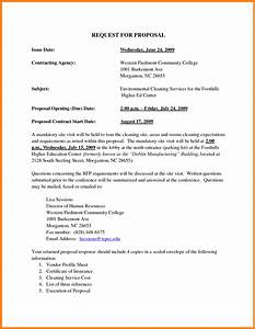 2 janitorial business proposal sample project proposal With commercial cleaning proposal letter