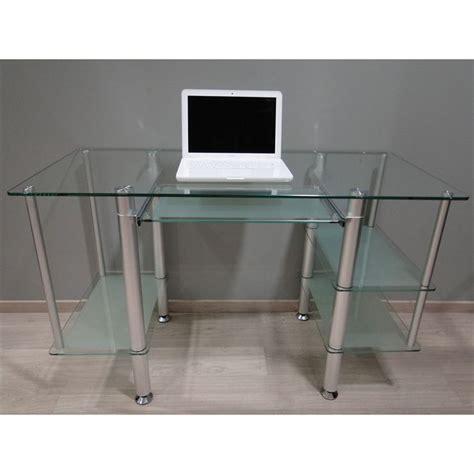 bureau ikea verre bureau ikéa plus plateau en verre trempé images frompo