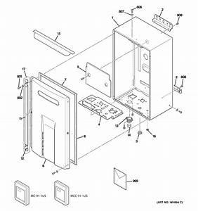Ge Model Gn94ensrsa01 Water Heater  Gas Genuine Parts