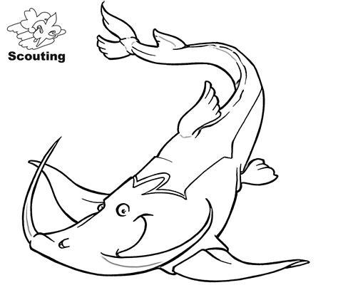 Scouting Wepadojeb - Kleurplaten