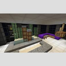 Slanted Valley Interior Design Building [wok] Minecraft