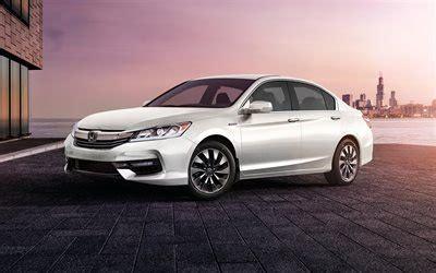 Honda Accord 4k Wallpapers by Wallpapers Honda Accord Hybrid 2018 White