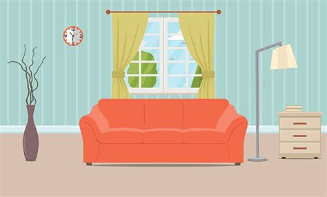 Empty Living Room Clipart » Clipart Station
