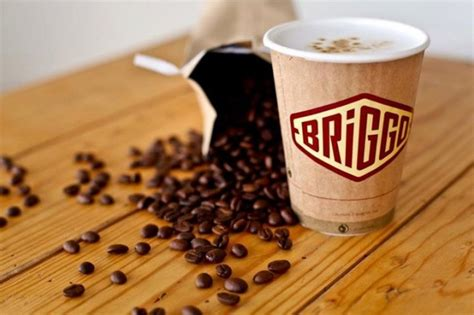 #briggo is a company that has created a fully automated, #robotic brewing machine that can push out 100 cups of #coffee in a single hour — equaling the output of three to four #baristas. Briggo Is a Cloud-Powered Robot Barista   The Mary Sue