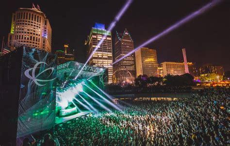 Movement Detroit 2019 Set Times, Festival Map, & More!   EDM Identity