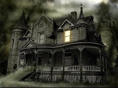 Haunted Spooky Desktop Wallpapers Backgrounds Computer Halloween