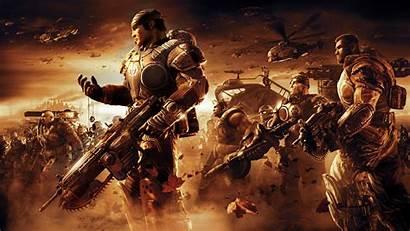 Gears War Wallpapers Gaming 3d Games Computer