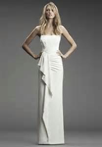robe de mariã e civile robes de mariée longue simple robe de mariée décoration de mariage