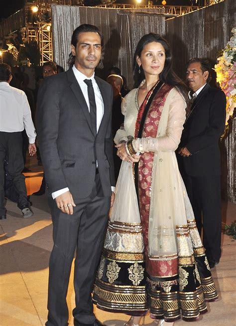 mehr arjun rampal marriage   sussanne khan