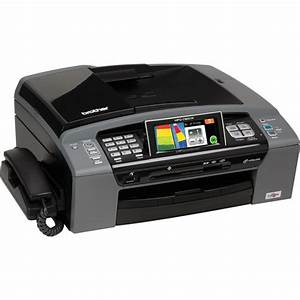 brother mfc 790cw color inkjet all in one printer mfc790cw bh With brother printer rds620 document scanner certified refurbished