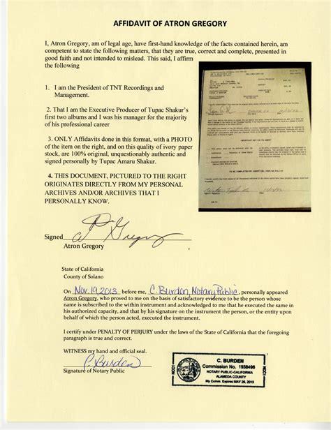 Lot Detail Tupac Shakur Signed Life Insurance