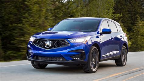 2019 Acura Specs by 2019 Acura Rdx A Spec Drive Review By Josh