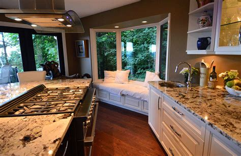 kitchen bay window kitchen bay window eclectic kitchen vancouver by